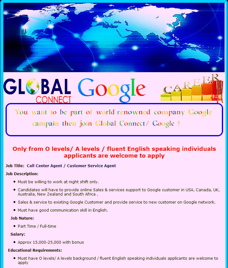 global connect bangladesh